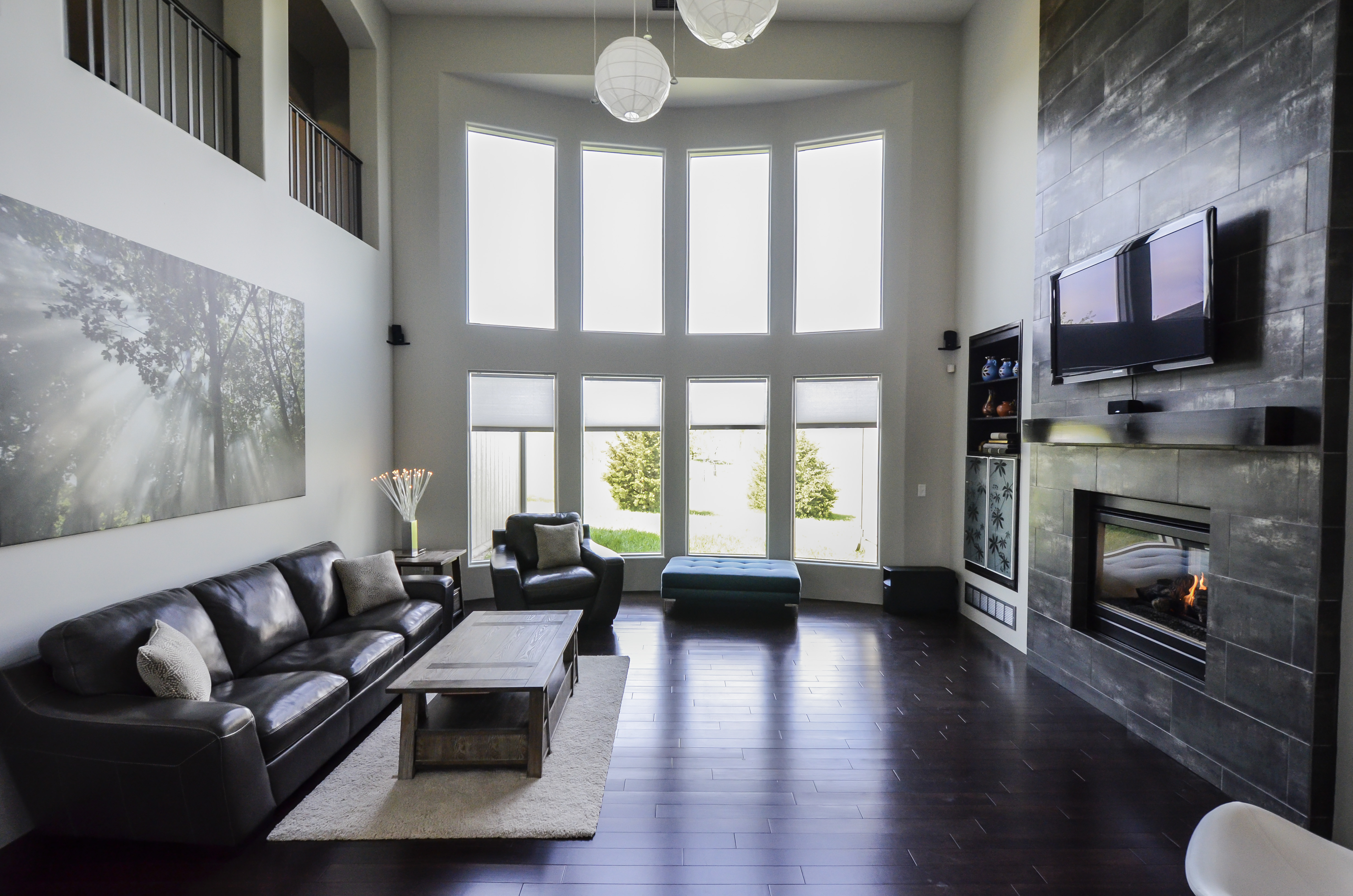 Modern Custom Home by Owen Homes